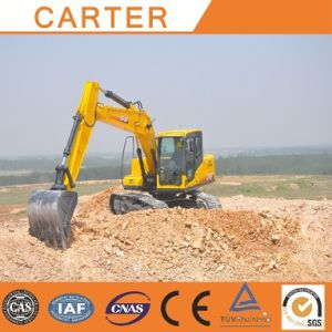 Carter CT150-8c Multifunction Hydraulic Crawler Heavy Duty Backhoe Mini Excavator pictures & photos