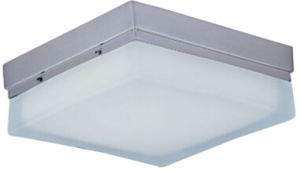 Modern Square Casting Glass Ceiling Lamp pictures & photos