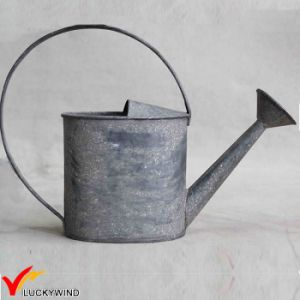 Shabby Chic Metal Decorative Watering Can pictures & photos
