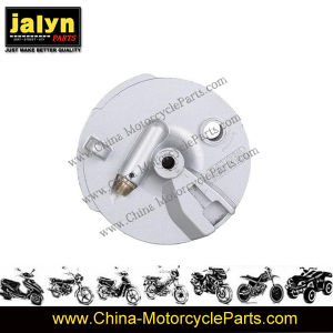 Motorcycle Spare Parts Motorcycle Front Hub Cover for Ax-100 pictures & photos