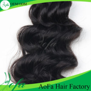 Crazy Hot Sale Natural Black Dyeable 100% Unprocess Virgin Hair pictures & photos