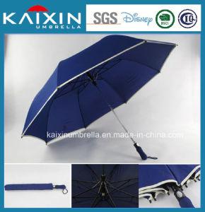 Cheap Price Auto Open Folding Advertisement Umbrella