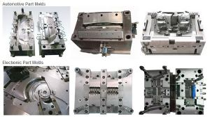 Automobile Plastic Parts by Plasitc Injection Molding pictures & photos