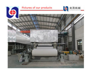 Cultural Paper Recycling Machines A4 Paper Machine From Sugar Cane pictures & photos