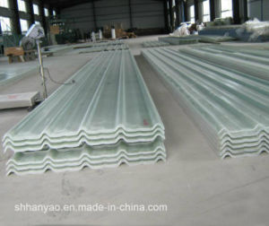 Shanghai Supplier Translucent PVC Roof Tile with Cost Price pictures & photos