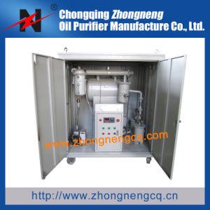 Single-Stage Vacuum Transformer Oil Purification Plant pictures & photos
