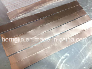 Conductive Mylar Pure Conductive Copper Foil Tape for Electrical Cable Wrapped pictures & photos