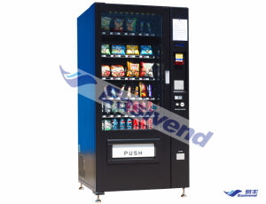 Drink and Snack Vending Machine EV7636 pictures & photos