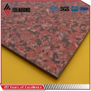 Yalida Special Series Marble Texture Pillar Aluminum Facade Panel pictures & photos
