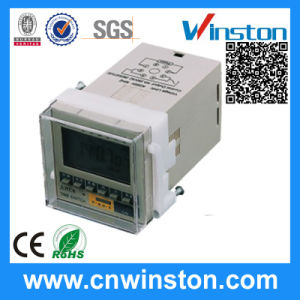 Air Conditioner Digital Programmable DIN Rail Time Switch with CE (AHC8) pictures & photos