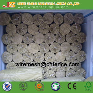 Square Hole Shape Welded Mesh Roll pictures & photos