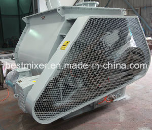 Industrial Horizontal Paddle Mixer with Chopper pictures & photos