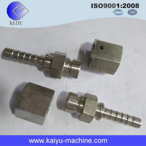 Metric Hydraulic Connector Fitting for Spiral Hose pictures & photos