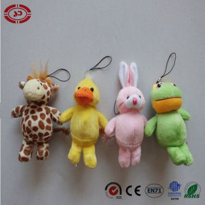 Promotional Tiny Soft Plush Keychain Toy for Sale pictures & photos