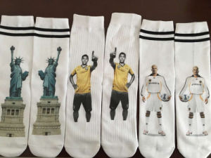 OEM Simple Design Sport Sock pictures & photos