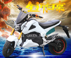 Electric Bike, Electric Motor (Smart Cock)