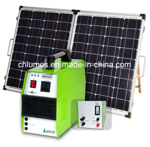 500W off Grid Stand Alone Indoor Outdoor Solar System