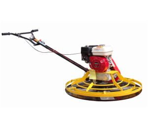 Walk-Behind Power Trowel with Gasoline Engine pictures & photos
