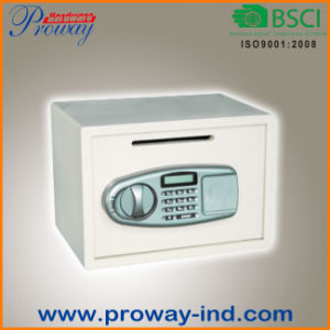 Coin Slot Security Safe for Home Hotel Office pictures & photos