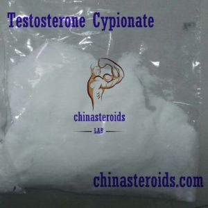 Bodybuilding Bulking Steroids Powder Testosterone Cypionate 99% Purity pictures & photos