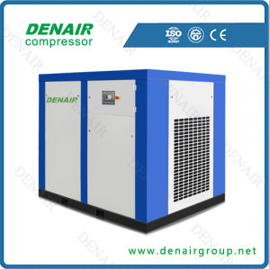 Air Cooled Industrial Rotary Screw Air Compressor with CE Certificate pictures & photos