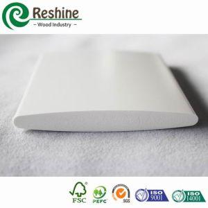 Extrusive White Paint PVC Shutter Component