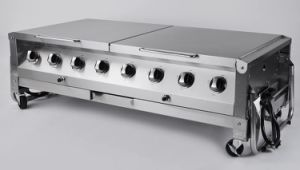 Stainless Steel 8burners Event Grill pictures & photos