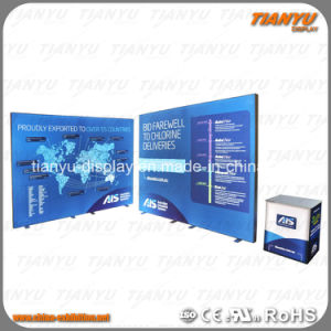 Simple Structure Aluminum Fabric Booth Stand pictures & photos