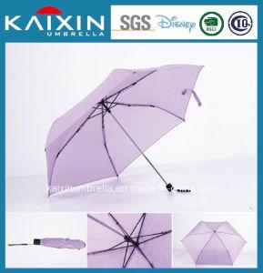 ISO 9001 Promotional Fashion Folding Umbrella