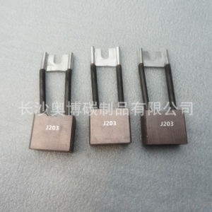 J203 Carbon Brushes for Cement plant high-voltage motors pictures & photos