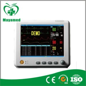 My-C004A Hospital 6 Parameters 8 Inch Portable Patient Monitor Price pictures & photos