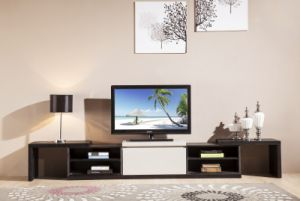 Simple Stlye Wood TV Stand Home Furniture (DS-2032) pictures & photos