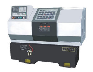 Ck350 Hydraulic Collet Auto Lubrication System CNC Lathe pictures & photos