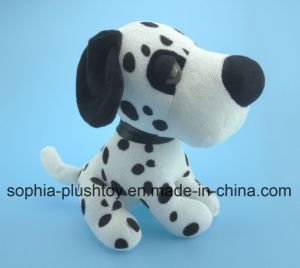Stuffed Plush Dog Toy - Spotted Dog pictures & photos