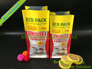 Packing Bag for Sugar / Flat Bottom Plastic Bag pictures & photos