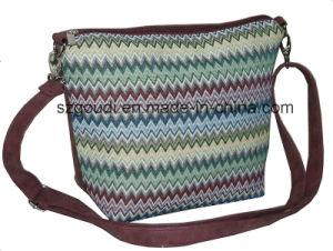 Retro Canvas Shoulder Cross Body Messenger Beach Bag for Ladies
