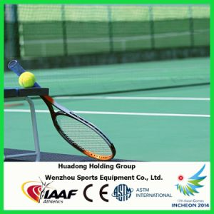 Iaaf Rubber Tennis Court Flooring Material pictures & photos