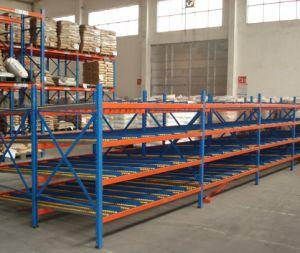 Warehouse Storage Carton Flow Pallet Rack pictures & photos
