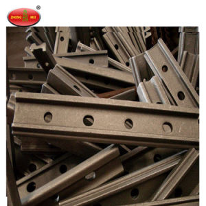 China Coal Hot Sale Uic60 Fish Plate for Steel Rail pictures & photos