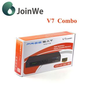 Freesat V7 Combo S2+T2 High Definition Digital Satellite Receiver pictures & photos