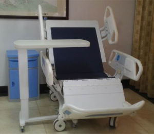 Sjb800ec Hospital Bed with Eight Function pictures & photos
