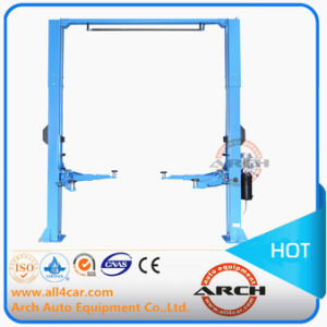 Auto Two Post Car Lift (AAE-TPC340S) pictures & photos
