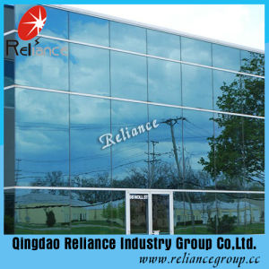 5.5mm/6mm Clear Reflective Glass/Window Glass/Door Glass for Building pictures & photos