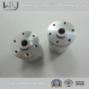Non-Standard OEM High Precision CNC Aluminum Machining Part / CNC Lathe Machine Component