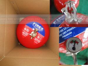6kg Auto Suspended ABC Fire Extinguisher pictures & photos