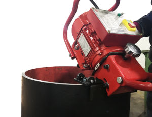 Pqx-15 Tube and Plate Beveling Machine for Welding Prepared pictures & photos