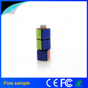 Promotional Custom 8GB Cube USB 2.0 Flash Drive pictures & photos