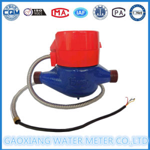 Gaoxiang Dn15mm Remote Smart Water Meter pictures & photos
