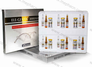 Ele3000mg Injectable Glutathione for Skin Whitening and Lighting pictures & photos