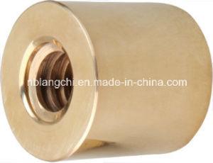Machining Parts Bronze Round Nuts